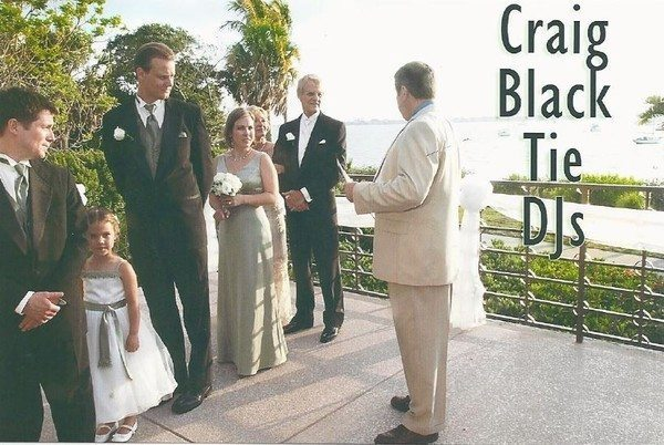 Online wedding planning for Black Tie DJs of Sarasota Florida