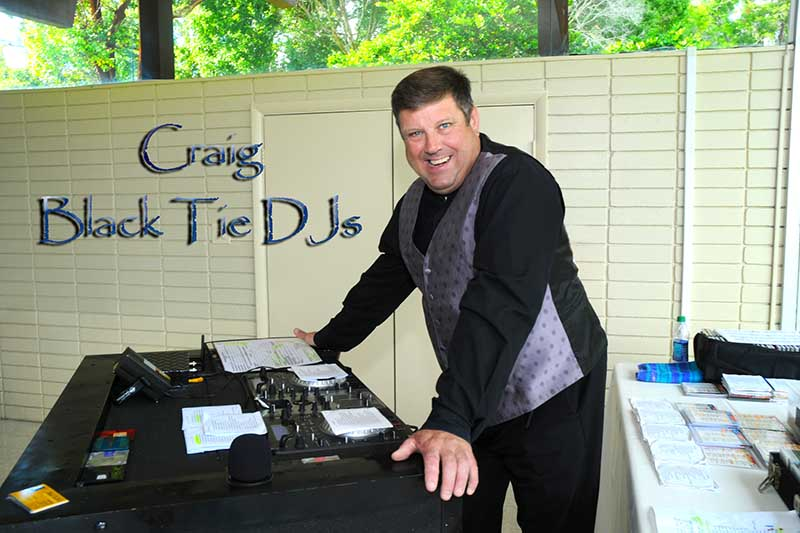 DJ Craig Wicks
